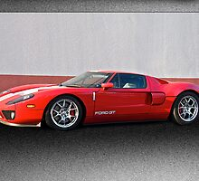 2011 Ford GT IV by DaveKoontz