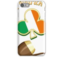 Saint Patricks Day Theme iPhone Case/Skin