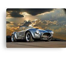 1965 Shelby Cobra 427 Canvas Print