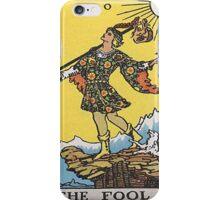 THE FOOL iPhone Case/Skin