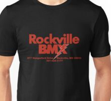RBMX-Old School-RED Unisex T-Shirt