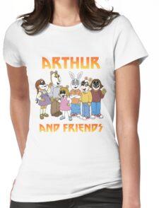 KISS x Arthur Womens Fitted T-Shirt