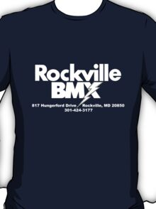 RBMX-Old School-WHITE T-Shirt