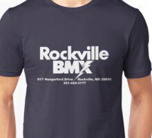 RBMX-Old School-WHITE Unisex T-Shirt