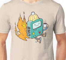 Nothing Burns Like the Cold Unisex T-Shirt