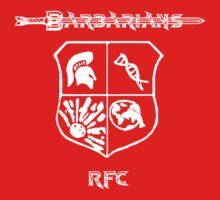 Barbarians RFC Shirt by dom117