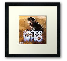 Doctor Who 50th Anniversary - War Doctor Framed Print