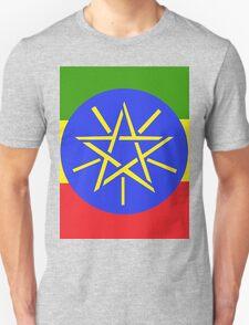 Ethiopian Flag T-Shirt