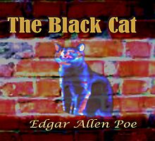 The Black Cat by KayeDreamsART
