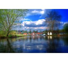 Norfolk Broads Photographic Print