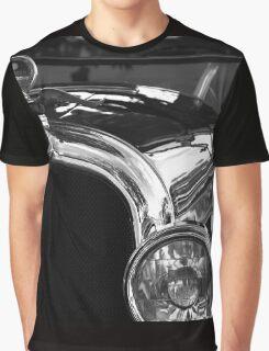 Elegant Lines Graphic T-Shirt