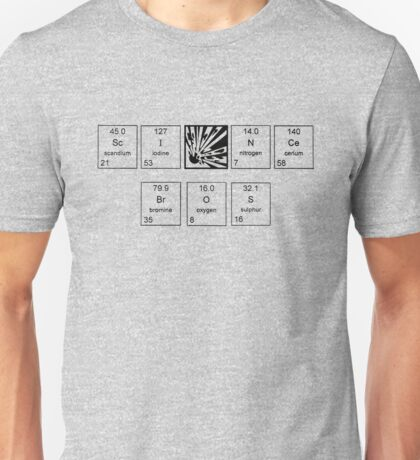 Because Science Trumps Blood Unisex T-Shirt