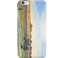 Badlands National Park - Northeast View iPhone Case/Skin