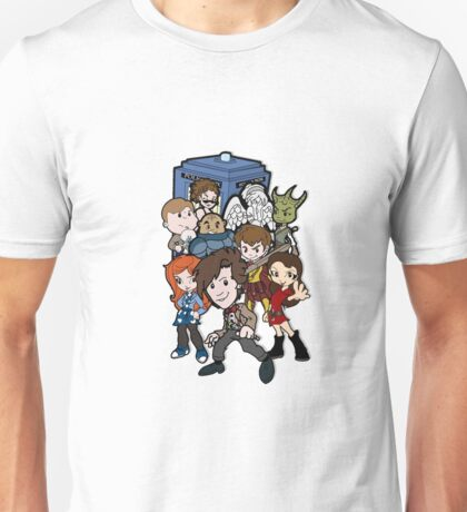 All the way up to 11 Unisex T-Shirt