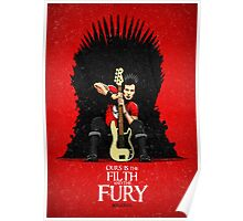 Ours is The Filth and The Fury Poster