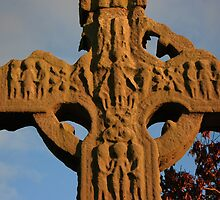 High Cross At Ardboe by Adrian McGlynn