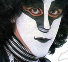 What does the fox say? Eric Carr Sticker
