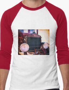 Boarding The Concord Men's Baseball ¾ T-Shirt