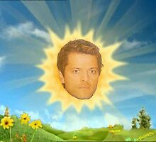 Castiel is the sun by mistyferrell