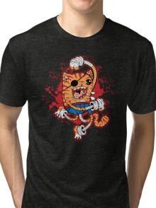 Tigrrr UppurrrCut! Tri-blend T-Shirt