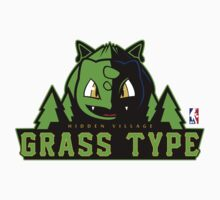 NPA Series - GRASS TYPE Kids Clothes