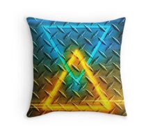 Coheed and Cambria Afterman Poster Throw Pillow