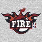 NPA Series - FIRE TYPE by teevstee