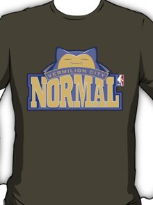 NPA Series - NORMAL TYPE T-Shirt