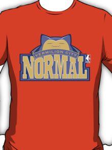 NPA Series - NORMAL TYPE T-Shirt