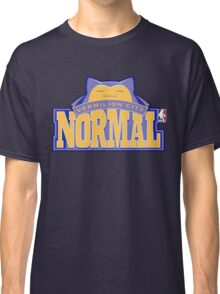 NPA Series - NORMAL TYPE Classic T-Shirt