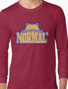 NPA Series - NORMAL TYPE Long Sleeve T-Shirt
