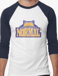 NPA Series - NORMAL TYPE Men's Baseball ¾ T-Shirt