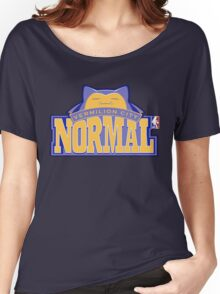 NPA Series - NORMAL TYPE Women's Relaxed Fit T-Shirt