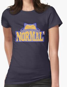 NPA Series - NORMAL TYPE Womens Fitted T-Shirt