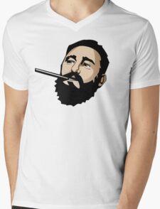 Castro Mens V-Neck T-Shirt