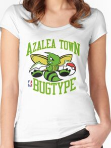 NPA Series - BUG TYPE Women's Fitted Scoop T-Shirt