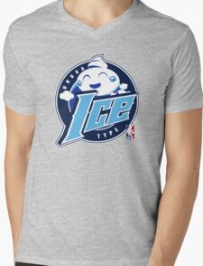 NPA Series - ICE TYPE Mens V-Neck T-Shirt