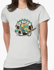 NPA Series - DRAGON TYPE Womens Fitted T-Shirt