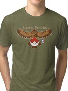 NPA Series - FLYING TYPE Tri-blend T-Shirt