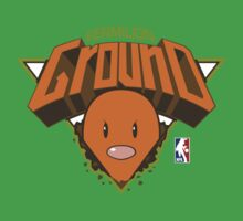 NPA Series - GROUND TYPE Baby Tee