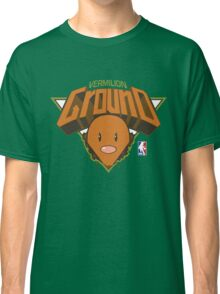 NPA Series - GROUND TYPE Classic T-Shirt