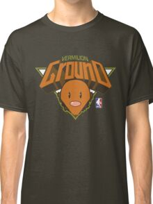 NPA Series - GROUND TYPE Classic T-Shirt