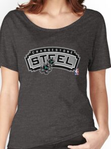 NPA Series - STEEL TYPE Women's Relaxed Fit T-Shirt
