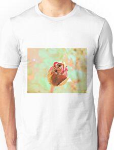 A Rose Bud Unisex T-Shirt