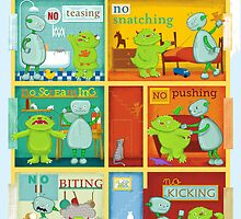 House rules for kids by LucindaG