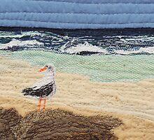 Seagull by Bekahdu