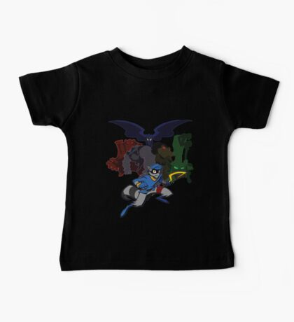 Sly Cooper and The Fiendish Five Baby Tee