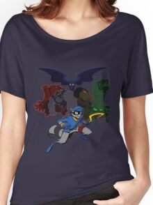 Sly Cooper and The Fiendish Five Women's Relaxed Fit T-Shirt