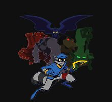 Sly Cooper and The Fiendish Five T-Shirt
