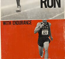 Run with Endurance by rtiposters